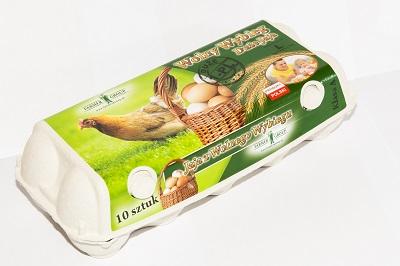 Jaja z wolnego wybiegu wymogi